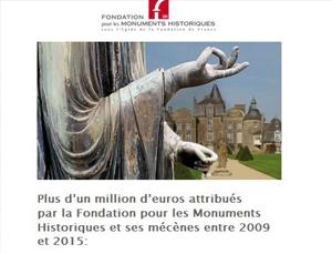 Fondation pour les Monuments Historiques